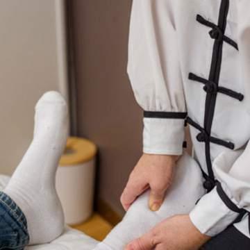 Comment soigner une tendinite avec le shiatsu ?